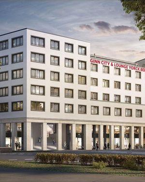 Ginn City & Lounge Yorck Berlin